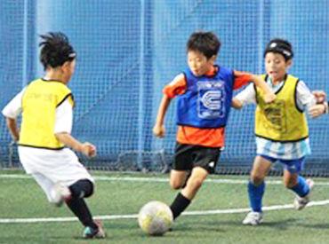 ◆幼児/小学生対象◆ 「見てみて!こんなプレーができた!!」 「次はあの技に挑戦したい!!」など 子ども達のレベルUPをサポート♪