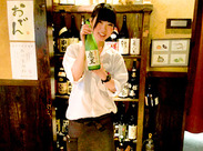 週末(日曜日)も深夜も大歓迎♪吉祥寺駅スグだから、行きも帰りも安心◎仕事の前後にフラっとお買い物も出来ちゃいます!
