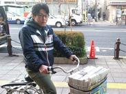 ↑ちょっと前までは普通の自転車でしたが…\今ではすべて電動自転車にパワーアップ!/少しの力ですいすい~っと進みます◎