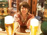 小樽運河のすぐそば、石造りの建物が目印☆ 本物のドイツビールと、ビールにぴったりの お料理を提供しているお店です!