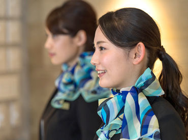 \女性STAFF多数活躍中/ 札幌を代表する観光スポット「タワー38」でお仕事♪ 絶景の中で働けるレアバイトです◎ ※イメージ写真