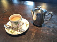 「コーヒーを淹れるのは初めて」という方も大歓迎☆ 注文を受けてからドリップするコーヒーは絶品ですよ♪