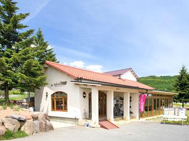 信州の大自然で作られた、おいしいチーズの料理を提供するカフェ♪ メディアに取り上げられたこともある、人気のお店です☆彡