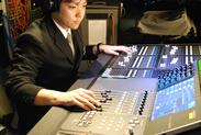 ブライダル・音響業界の知識・経験は不要です! イチから丁寧に教えます!! しっかりとした技術が身に付きますよ◎
