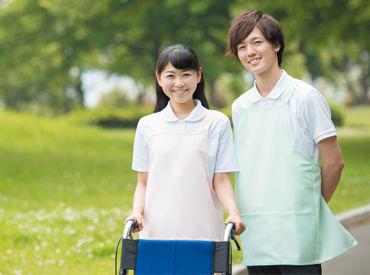 """◆茨城県「介護人材確保育成事業」◆ 多数の紹介実績をもつマンパワーグループが """"介護職デビュー""""をサポートいたします!"""