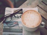 大人気のカフェバイト♪おいしいコーヒーでホッと一息をご提供◎未経験歓迎&短期なので、まずは気軽にご応募くださいね!