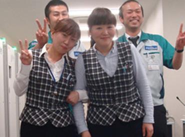 【案内・受付staff】ボートレース場のレアバイト♪ワクワク楽しみながらのお仕事が可能です☆20~40代の女性STAFFが元気に活躍中です!!