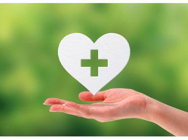 """医療業界が「初めて」の方も大歓迎! アナタの""""挑戦してみたい""""という気持ちを全力サポートいたします!"""
