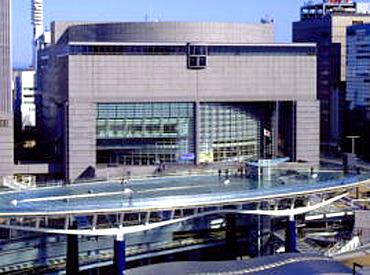 コンサート・ミュージカル・オペラ・歌舞伎などが開かれる劇場なのでバイトに行くのが楽しくなる!!