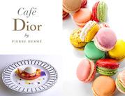 SNSや口コミで話題沸騰!! 日本初上陸のGINZA SIX内のCafé Dior ★*゜ ラグジュアリーな空間で働けるチャンス◎