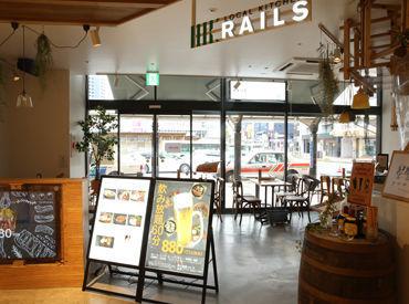 *°トピコ&アルス内のオシャレ店*° 週1~シフトは好きな時間でOK♪ 未経験さん大歓迎です!!
