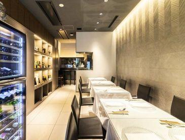 \5月2日に新しく中華料理店OPEN!/ 今回初めてスタッフを募集します♪ シフトなどについては面接時にご相談下さいね◎