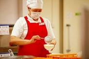 <はじめやすい調理補助から資格を活かす調理まで>トントンっと食材をカット⇒お皿にポンッと盛付け♪