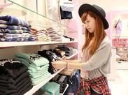 岡山駅直結!カワイイこども服のお店★ スタート時期やシフトは自由度高めです♪