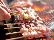 福岡発祥の「竹炭焼き鳥」は絶品です。この味を受け継ぎ、お店を盛り上げていきたい、そんな気持ちのある方を歓迎します!