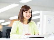 Excelなどの基本的な入力作業やデータのチェック等をするお仕事♪ 難しいことはありません◎ ※写真はイメージ