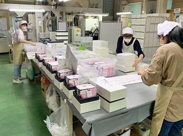 WEBサイトで注文が入ったお米ギフトを梱包して発送する軽作業◎ ブランド米を全国のみなさまにお届けしましょう♪