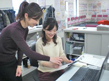 ▼この教室は… 『パソコン17台』の広々とした働きやすい教室♪ 30代の女性、30代の男性がSTAFFとして在籍中◎