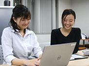 ◆ブランクのある方も大歓迎!!◆ 研修もサポートも充実した環境◎ 安心してお仕事スタートできます♪