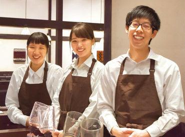 【Cafeスタッフ】卒業までのちょっとの期間でもOK!おしゃれなカフェで働いてみませんか(*^-^*)?【 短期OK 】シフトの相談いつでも♪