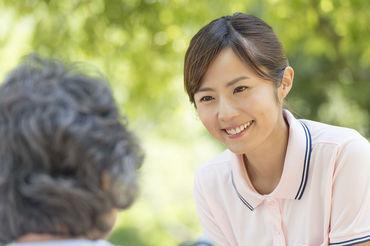 【看護助手】入社後はまず病院のことを学んだり、患者様の顔を覚えることからスタート♪先輩がしっかりフォローするので安心です◎