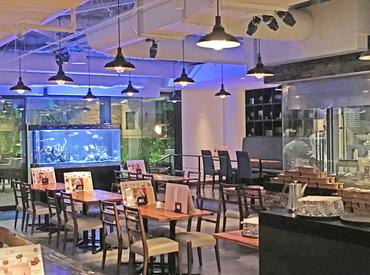 【イタリアンレストラン】羽田空港なのに…★★ テラス席のある本格イタリアン ★★興味本位⇒短期スタートも大歓迎♪