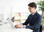 ≪最短6ヶ月≫で正社員登用あり!大多数のスタッフが半年間の勤務で契約社員⇒正社員にステップUPしています! ※イメージ画像