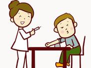 資格があれば誰でも出来るお仕事です◎ ≪平日のお昼まで≫がほとんどだから、 家庭との両立も可能です**