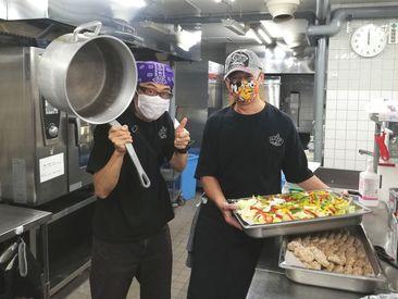 **NEW STAFF大募集** 自然が好き!料理に興味がある!etc… 働くキッカケは様々★ 一緒に働きませんか?