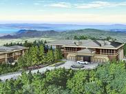六甲山に2018年春OPENした <エクシブ六甲 サンクチュアリ・ヴィラ> 会員制のキレイなホテルです!