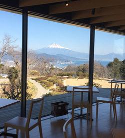 働きながら、こんなにきれいな景色を眺めることができます♪ のどかで空気もきれいですよ◎