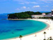 本島で1番早い海開き! GW中に海解禁、南紀白浜! ハワイのワイキキビーチと姉妹浜! 夏が待ちきれない方にオススメ!