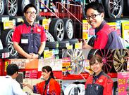 ≪車好き 必見!!!≫スタッフの中には、車が趣味のスタッフも♪休憩時間に共通の話題で盛り上がったりもしますよ!