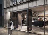 モダンな外装と内装でアートに囲まれたホステルです。 1階にはカフェ&バーがあり、本格コーヒーやお酒が楽しめます!!