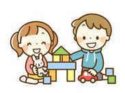 子どもたちの笑顔に癒されるお仕事!「先生、あのねー!」って笑顔で声をかけてくれるので、こっちも自然と笑顔に♪