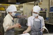 40代~60代のスタッフが活躍中♪ 安心して働けるサポート体制があります。