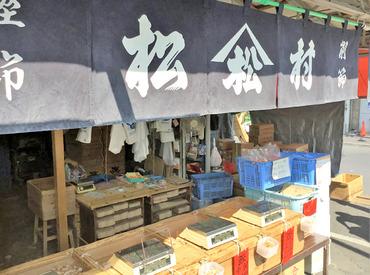 """明治より東京日本橋室町にて創業。 築地場外市場にお店を構える""""松村""""! プロが認めた削りたての鰹節をお届け♪"""