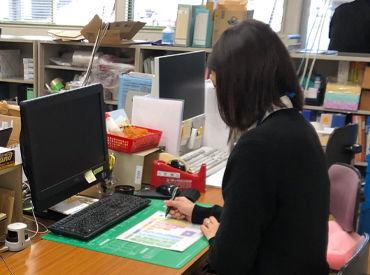 <<職場は…カネスエ氏永サービスセンター >> Excelを使っての入力作業などをお任せします★