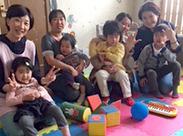 \無料託児室あり◎/ 夕刊の配達をしてくれる方は無料で託児室を利用できるから、お子様がいる方も歓迎♪