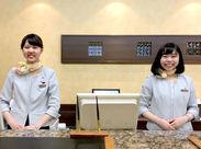 ホテル事務所内での業務全般をお任せします◎ 勤務時間・お休み希望、考慮しますよ!