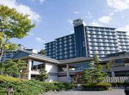 ≪未経験からホテル紫苑で働こう≫ スキル&経験は不問!人気旅館で調理補助スタッフ大募集中です♪