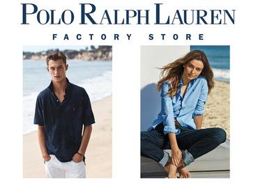 【販売スタッフ】アメリカを代表するブランド『ラルフローレン』でスタッフ募集!人気アイテムがお得に買えるアウトレット内でのお仕事です♪