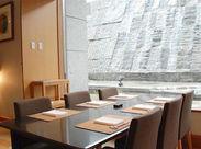 """★高級ホテル""""ザ・プリンスパークタワー東京""""★カウンターがメインの和食レストラン◎未経験の方や学生さんも大歓迎です!"""