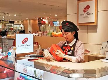 【駅チカ】博多阪急店内で通勤ラクラク♪ 初めての方も、先輩がしっかりサポートするのでご安心を◎