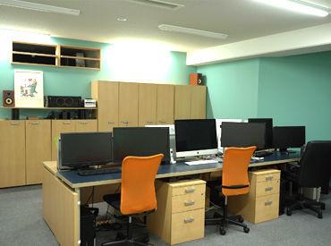 5月にオフィスを移転したばかり☆ キレイだから快適に働けますよ♪