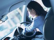 運転するのは軽自動車! AT限定免許さえあれば飛び込めます!