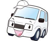 ~ 軽自動車でスイスイ♪ ~ 重いものを運ぶことはありません! 比較的軽い配送物を扱うので男女共に活躍★