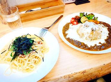 「食に興味がある」「飲食経験を活かしたい」そんな方にも◎ 玄米や鎌倉野菜を使用したメニューは どれもやさしさたっぷり*
