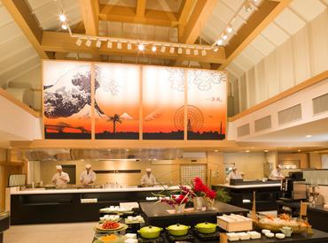 """【日本料理調理スタッフ】...憧れの舞浜リゾートで""""和""""のおもてなしを...-眠っていたスキル・資格が活きる-[ブランクOK][時給1100円以上][送迎無料]"""