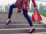 「ファッションや雑貨に興味がある」「プライベートの時間も確保したい」など働く理由は何でもOK★★